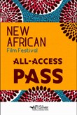 New African Film Festival Pass-AFI Member EB